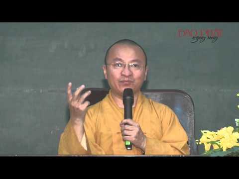 Vấn đáp: Phước báu tụng kinh, niệm Phật, niêm hoa vi tiếu, họa tùng khẩu xuất (22/09/2013) Thích Nhật Từ