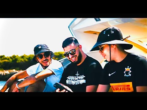 Смотреть клип Gmt Ft. Biwai & Kamikaz - Pas Fatigué