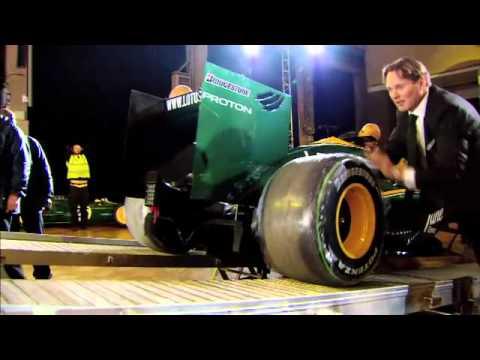 Team Lotus end of 2010 season video