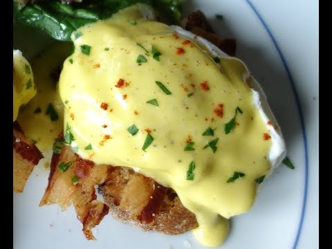 how-to-make-hollandaise-sauce-|-christine-cushing