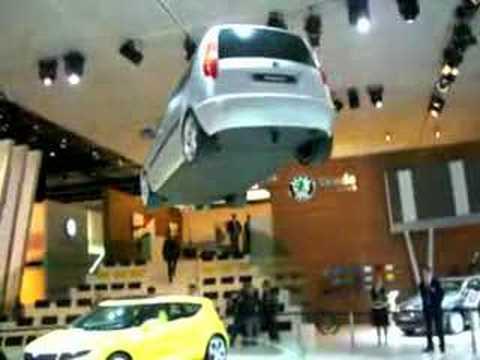 Skoda Paris Auto show