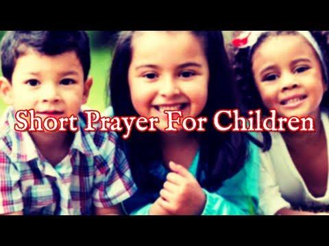 Short Prayer For Children - Pray This Short Prayer For Kids