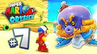 SUPER MARIO ODYSSEY Part 7 - SEASIDE KINGDOM - WE