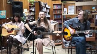 Группа ''Эдда''. Выступление в библиотеке им. Королёва В.В (1)