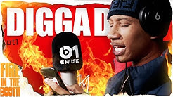 Digga D - Fire In The Booth