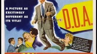 CON LAS HORAS CONTADAS (D.O.A., 1950, Full Movie, Spanish, Cinetel)