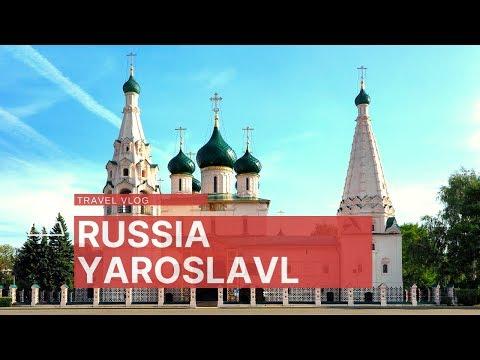 Yaroslavl, 1000 years of Russian history