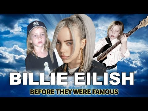 Billie Eilish | Before They Were Famous | EPIC Biography fro
