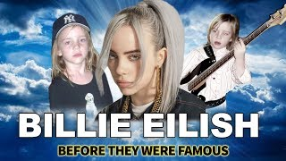 Billie Eilish | Before They Were Famous | EPIC Biography from 0 to Now