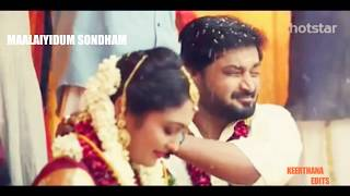 Kalyana maalai song remix,whatsapp status edit, SENTHIL SREEJA