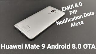 видео Huawei Mate 9 - Обновление И Прошивка