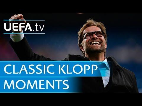 Jürgen Klopp: Top celebrations