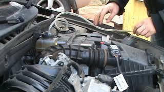 видео Замена тормозной жидкости лада калина