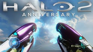 Halo 2 Anniversary - All Weapons Showcase of PC Version