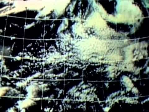 Satellite Weather: SATELLITE METEOROLOGY - CLOUD PATTERNS (January 1, 1971) - CharlieDeanArchives