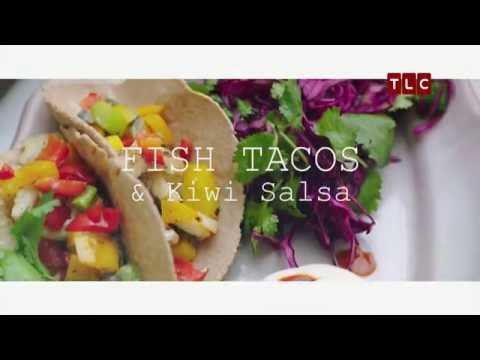 Fish Taco And Kiwi Salsa | JAMIE'S SUPER FOOD