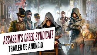 Assassin's Creed Syndicate - Trailer de Anúncio [Legendado]