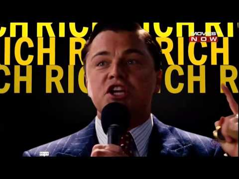 The Wolf Of wall street, indian television premiere on Movies Now Plus HD