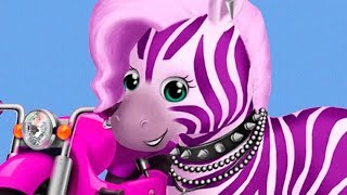 Fun Pony Horse Care - Hair Salon Pony Dress Up Make Up