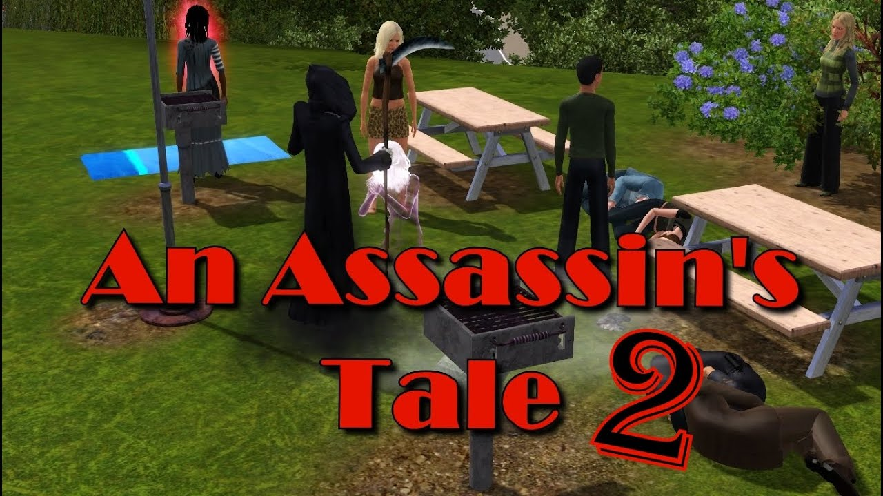 The Sims 3: An Assassins Tale 2 - YouTube