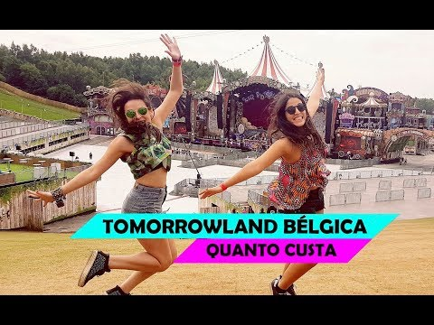 Tomorrowland - Quanto Custa
