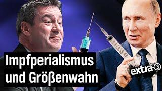 Sputnik V – Russisch Roulette in Bayern?