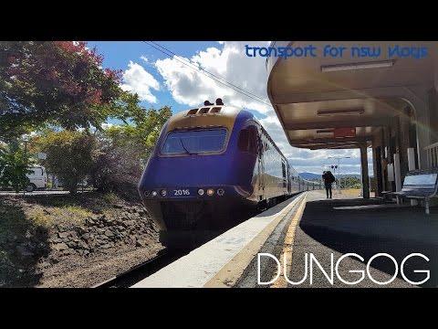 Transport for NSW Vlog No.1084 Dungog