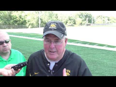 Greg Davis Interview