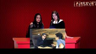Reaction On KBC Spoof | Round2Hell | R2H || By Sara And Himanshi || Arrive Entertainment