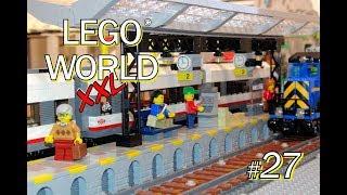 LEGO WORLD XXL (Teil 27) - Der Bahnhof [1]
