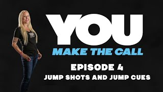 You Make The Call - Ep. 4 - Jump Shots and Jump Cues - How to Play Billiards