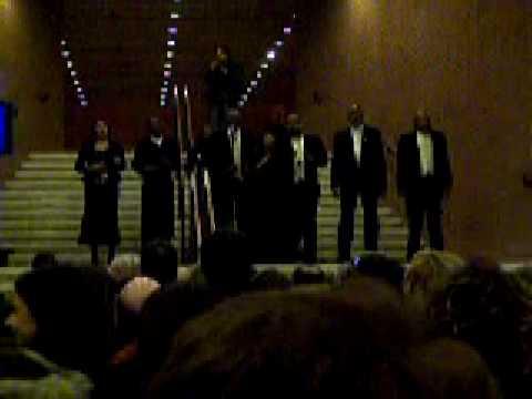 The Jackson Singers - Auditorium della musica di Roma - 31/12/2008