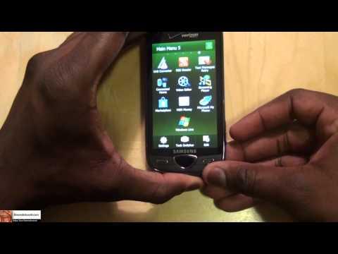 Samsung Omina II Review| Booredatwork.com