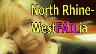North Rhine-Westphalia: When gynocentrism backfires (MGTOW)
