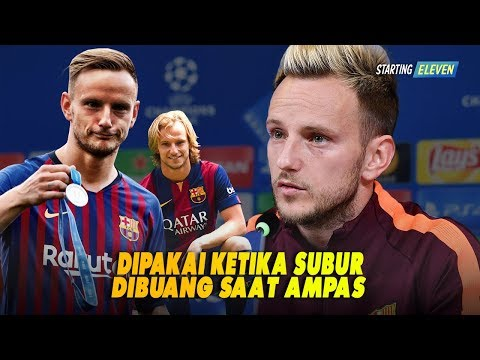 Rahasia Yang Membuat Barcelona Putuskan Akan Membuang Ivan Rakitic
