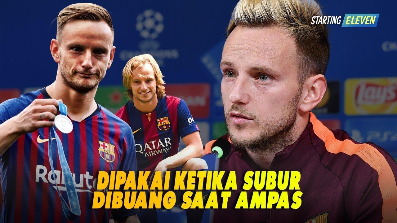 Download Rahasia Yang Membuat Barcelona Putuskan Akan Membuang Ivan Rakitic