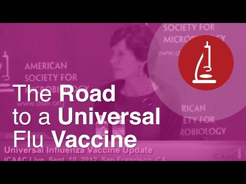 Universal Influenza Vaccine Update - ICAAC 2012