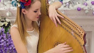 Carol of the Bells / Щедрик | Christmas music | HAPPY NEW YEAR 2018 | B&B PROJECT Bandura Accordion