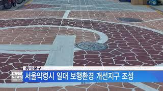 [서울뉴스]동대문구, 서울약령시 일대 보행안전 확보