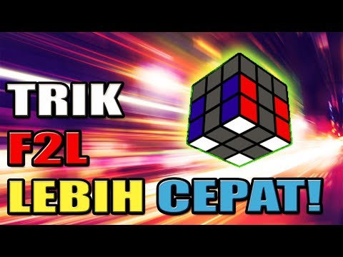 Video Cara Cepat Bermain Rubik 3 X 3