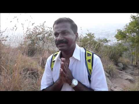 Hill temple Yatra with Kailai Bala 2016   Thiruvannamalai Mountain top