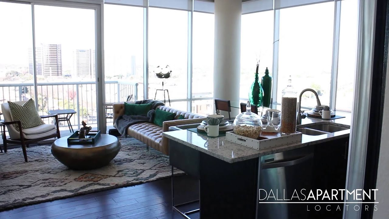3700 Mckinney Uptown Downtown Dallas Apartments (West Village)
