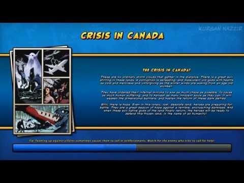CO - Canada Crisis cutscenes