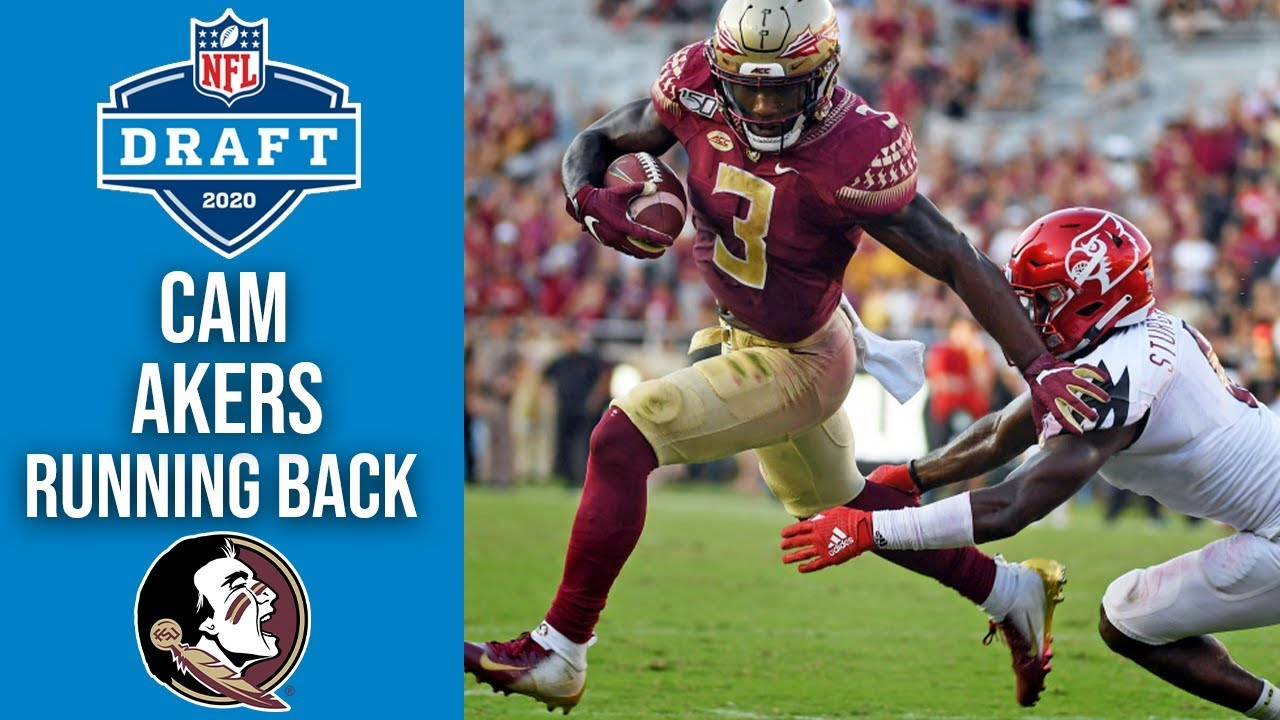 Cam Akers | Running Back | Florida State Highlights | 2020 NFL Draft Profile