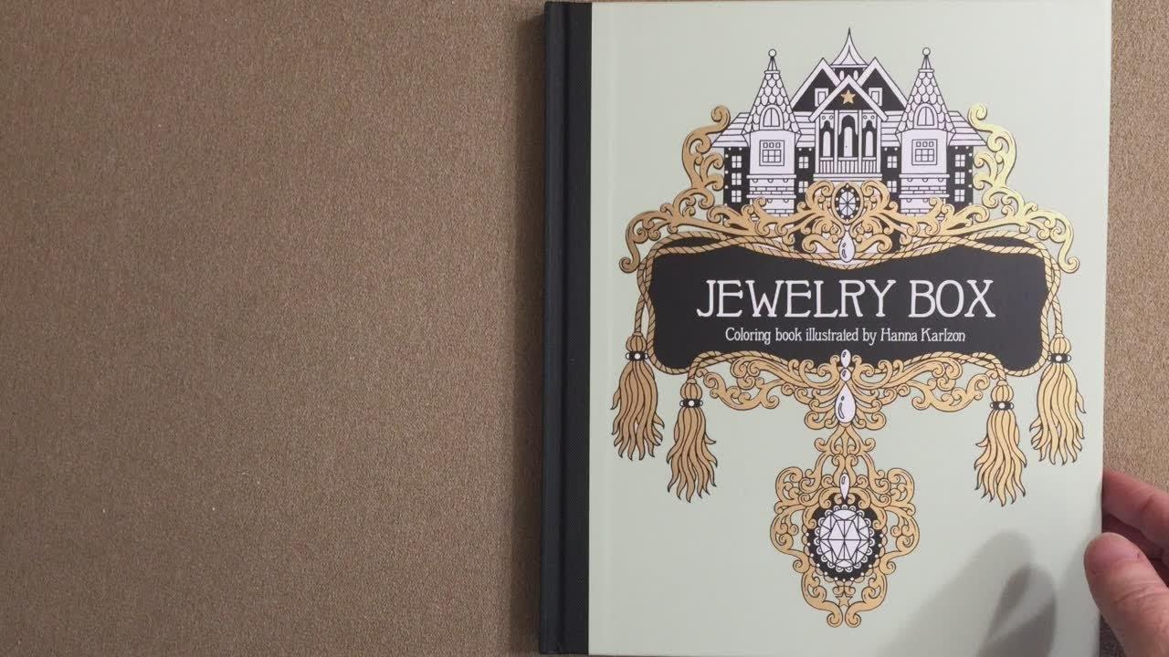 Jewelry Box Hanna Karlzon Flip Through Youtube