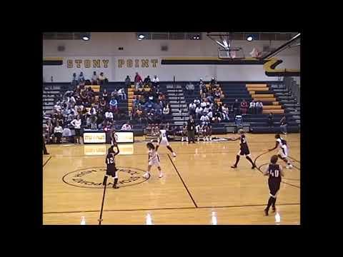 RRHS vs  Stony Point Girls Basketball 200X