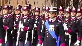 Accademia Militare di Modena - Cerimonia Militare Mak P 100 - 22.05.2015