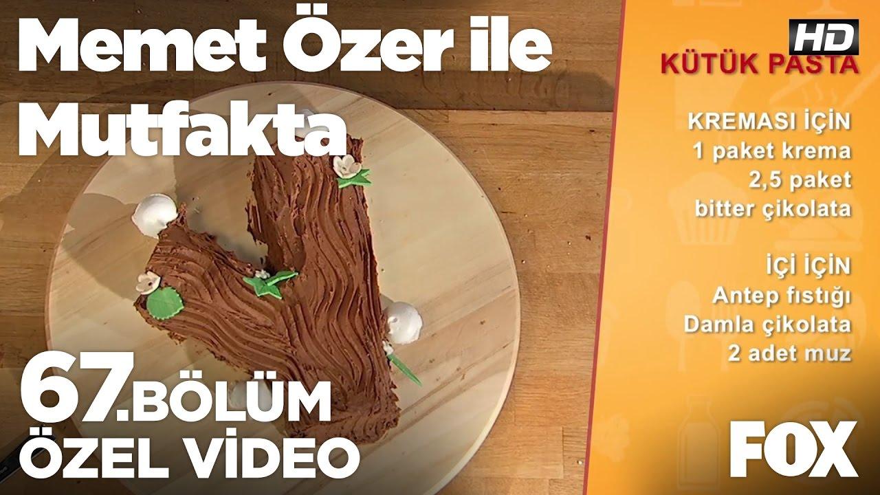 Ağaç Pasta Kütük Pasta Videosu