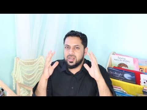 Br. Yasir Zia: Story Telling Tips for Islamic Stories for Kids