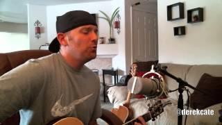 Creep - Radiohead - (Korn) Acoustic cover by Derek Cate